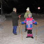 15 декабря – вечерняя тренировка в ЦПкиО