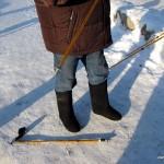 Скандинавская ходьба 20 февраля