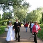 Парк Победы, фотоотчет с занятия 16 июня.