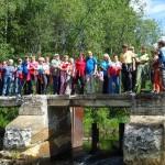 Фото-рассказ о Нордик-туре в Мраморный каньон Рускеала, Рускеальские водопады.