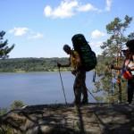 Центр «Nordic Walking – Финская ходьба» МО ЛИТЕЙНЫЙ ОКРУГ: с палками ПО ЛЕСАМ И СКАЛАМ ИМПИЛАХТИ.