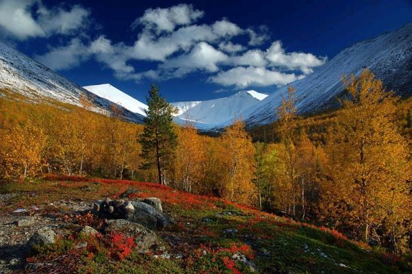 Экспедиция в Хибины с 3 августа по 12 августа.В  самое сердце Заполярья.