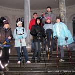 13 октября, приглашаем на бесплатный мастер класс по скандинавской ходьбе на Елагин остров.