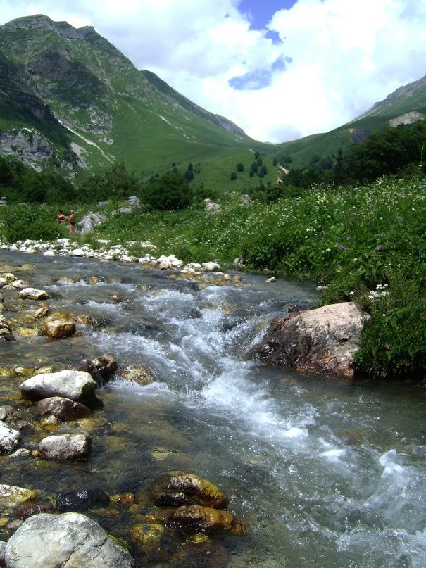 с 28 апреля по 8 мая 2012. Выездной лагерь клуба в Адыгее. Встречаем весну в горах !!