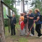 22 сентября, поход вокруг трех озер: Черное, Щучье и Чертово. Старт из Комарово.