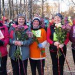 Протокол результатов Nordic Walking городского слета Северная Хризантема