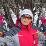 Моя скандинавская ходьба в Улан-Удэ