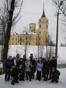 Небольшое путешествие из Пушкина в Павловск 17.11.12