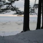 на Рождественских каникулах в Зеленогорске: