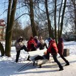 8 января, бесплатный мастер-класс по скандинавской ходьбе в Екатерингофском парке, приглашаем!