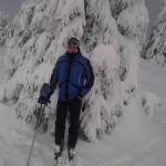 Алексей Голенищев г.Белово. Никогда не думал, что именно финская ходьба заинтересует меня  всерьез.