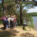 18 мая Токсово, выездная тренировка (маршрут 17 км вокруг оз.Хэпоярви).