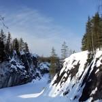 1-2 мая-едем в Карелию на Рускеальский мраморный каньон.
