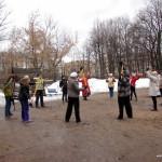 """Парк Победы, фотоотчет занятия для """"Новичков"""", 9 апреля"""