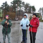 Погода в Токсово была прекрасная!