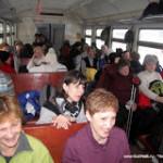 Дети подземелья или как прошел масленичный поход-разведка в Саблино 25 февраля