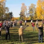 Неделя Северных стран в Выборге и скандинавская ходьба!