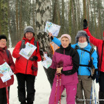 28 декабря, ждем всех на ежегодный Новогодний Nordic Walking Рогейн в Токсово.