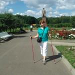 Разрешите представить:Савельева Светлана, инструктор ONWF, Москва.