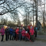 29 ноября  выездная  тренировка: Кондакопшинский лес-Баболовский парк-Алексан.парк, 11-13км.