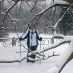 Лариса Бреднева, инструктор ONWF Москва