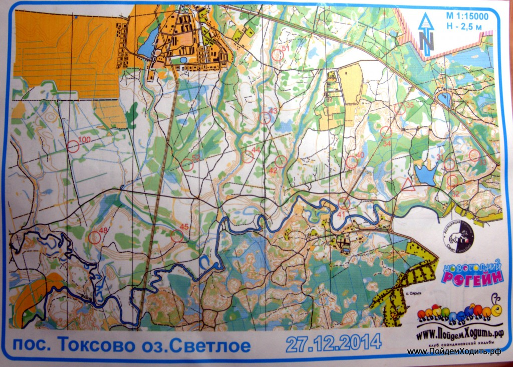 nw-rogain-map-2014-toksovo