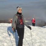 Наталия Каргова, инструктор скандинавской ходьбы (ONWF) в  Москве