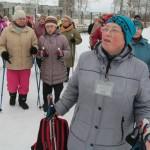 3 января северодвинская группа скандинавской ходьбы отметила второй день рождения. Поздравляем!