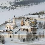 18 января, от Твери до Старицы на Крещенский сочельник с Волшебными скандинавскими палочками!!