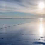 21 марта, в субботу, приглашаю нордиков на тренировку полюбоваться на торосы и последний ледок на заливе, от ж.д. станции Солнечное