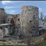 02.05 поход-маёвка по новому маршруту Копорская крепость-водопады Копорки- усадьба Гревова: около 10км.