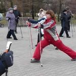 Мастер-классы по скандинавской ходьбе в Москве 4 и 5 апреля