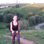 Александра Савченко инструктор ONWF Москва