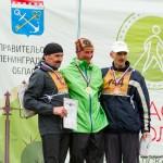 Скандинавская ходьба: Марафон Долголетия, в Токсово – протокол результатов, 11/07/2015.