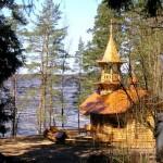 4 июня, в субботу идём от озера Красавица.