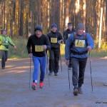 Стартовый протокол (предварительный) на Акулу скандинавской ходьбы
