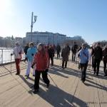 18 декабря, бесплатный урок по скандинавской ходьбе в ЦПКиО Елагин