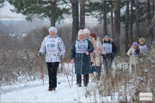 скандинавская ходьба в Йошкар-Ола