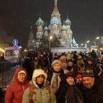 Москва, звонят колокола 7-9 января 2016 г.