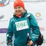 Ирина Касьян – инструктор скандинавской ходьбы, Москва