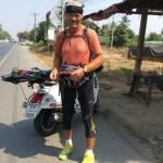 Сергей Лукьянов – почти год , пешком вокруг света
