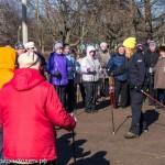 16 апреля, бесплатный мастер-класс по скандинавской ходьбе в Южно-Приморском парке!
