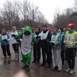 По горячим следам марафонцев в Москве 6, 7 и 8 марта 2016