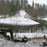 14.05–поход- по маршруту Сиверская-Дружноселье-Белогорка -13км .