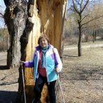 Валентина Огарева – инструктор ONWF Московская область