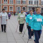 23 июля, бесплатный мастер-класс по скандинавской ходьбе на Патриаршей площади в Йошкар-Оле