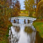 Золотая осень в Михайловском (Пушкиногорье) с 6 по 10 октября 2016 года.