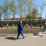 8 октября открытый урок по Скандинавской ходьбе в Крылатском.