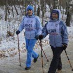 Итоги соревнований любителей скандинавской ходьбы в Йошкар-Ола!