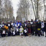 29 января, в Медведево бесплатный мастер-класс по скандинавской ходьбе